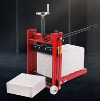 Manual aerated block Environmental protection brick cutting machine foam brick cut off lightweight cutting machine foldable durable wear-resistant portable