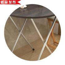 Dormitory under-the-floor folding small table zsub w portable student hot pot table four-bed table floor light four