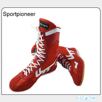 Sanda fighting martial arts boxing shoes practice shoes wrestling shoes martial arts shoes tai chi shoes