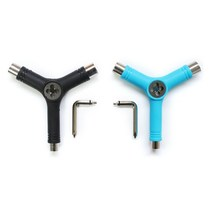 Long board slide Y-type tool die repair bridge Rod thread professional assembly and maintenance debugging tool set wrench