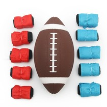 Teen Rugby No. 3rd childrens game waist flag rugby American Soccer Inflatable ball Toddler Student Dedicated