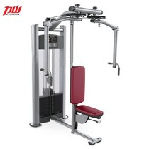 Shandong straight arm clamp chest trainer butterfly chest muscle back muscle trainer butterfly Machine Fitness Equipment
