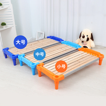 Lunch break bed pre-school students bed auxiliary class childrens bed nap bed care Siesta baby kindergarten bed