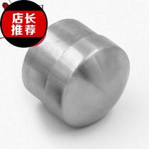 Guardrail accessories 304 stainless steel stair handrail accessories glass j railing accessories s51S round armrest seal