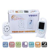 2 inch color video wireless baby monitor vb601 support 2-way