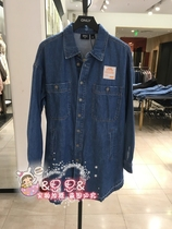 ONLY 2019 new counter womens denim jacket 119362503J33 119362503 J33