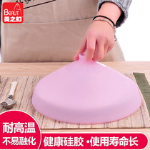 Us buckle fresh cover special lid inside the microwave oven silicone heating rice cover splash oil cover hot dish cover bowl cover
