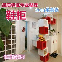 】家装装修设计室内效果图门厅衣帽柜小户型橱柜衣柜隐形门