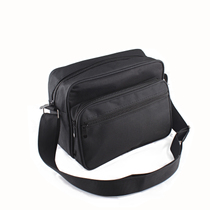 Single Shoulder bag hardware kit thickened canvas tool bag collection waistband electrician bag back