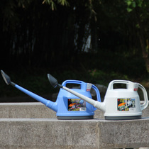 Fun plant gardening Alice multi-purpose dual-use large-capacity long tube watering can spray long mouth removable G26