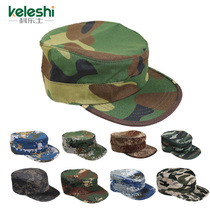 Clos camouflage cap men and women summer outdoor military fans supplies students military cap training cap tactical cap flat cap