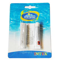 Américaine authentique INTEX lit gonflable outil de réparation kit de réparation de la colle patch Patch patch en daim coller