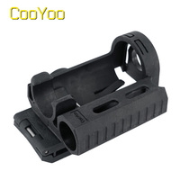 CooYoo cool friends S1 quick pull flashlight 360 degree rotating flashlight waist clip accessories package flashlight accessories