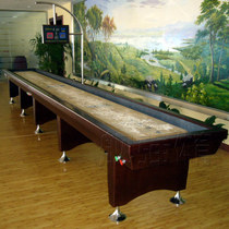 Commercial shuffleboard luxury models sand pot table sand pot table sand Fox ball sand