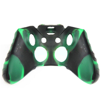 Ao Shuo Xbox One wireless handle camouflage silicone case protective cover multi-color options