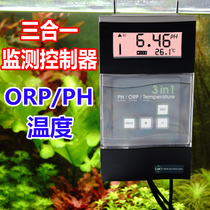 Taiwan Albert d-816 3-in-1 pH ORP thermometer PH detector Test controller set