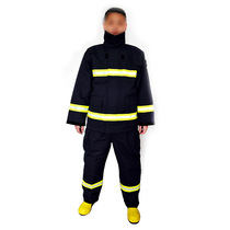 3C Certified Fire Certification thickening 14 fire protection clothing flame retardant insulation protective clothing combat clothing Property Community
