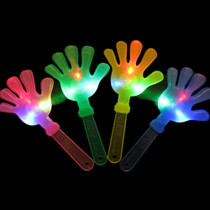 Lin Fang 45g concert party luminous clap flash hand clap clap clap plastic clap hand