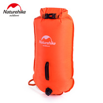 Naturehike nuke swim double balloon inflatable waterproof bag bag Beach snorkeling beach bag floating