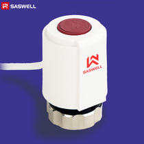SASWELL Samwell electric actuator electric valve plumbing solenoid valve manifold temperature control