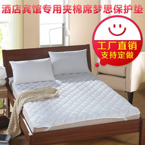 Hotel hotel bed mattress mattress Simmons thin protective pad washable thick mattress single custom round bed