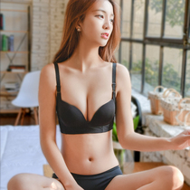 Pose then ya small chest gather adjustable bra sexy student girl non underwire underwear collection Furu bra