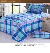 Pillowcase student dormitory cotton single bed 1 2m mattress single single bedroom bunk 0 9m cotton single