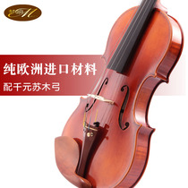 MOZA master production boutique pure European material handmade violin master production of imported solo violin