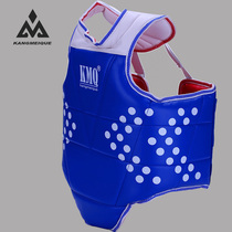 Taekwondo chest protector Sanda chest armor combat armor sets of boxing chest vest stomach vest thickening