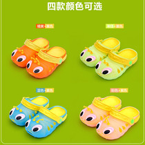 Men and women children sandals sandals summer Caterpillar boy girl girl hole shoes non-slip jelly sandals large childrens shoes