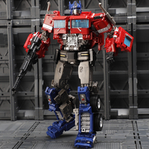 Deformation Toy King Kong Bumblebee Optimus Prime star division lead aircraft Wei detective model robot