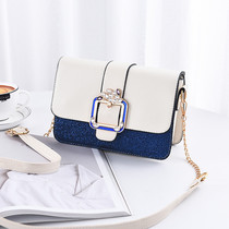 Summer small bag female 2019 new Korean version of the wild shoulder chain oblique Girl small bag small fresh fairy bag