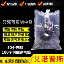 Grape express special box grape fruit cherry double inflatable bag bag drop anti-pressure buffer fight