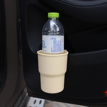 Car storage box car trash car storage box multi-purpose storage Cup Open debris bucket supplies