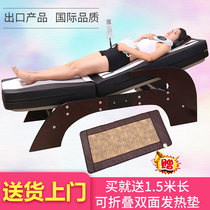Jade thermal treatment bed massage bed massage multi-functional electric home with health care bed heating