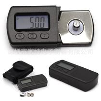 Acupressure meter black plastic player electronic scale 5g 0 01g cantilever beam jewelry scale turntable needle pound jewelry scale accessories