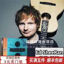 Ed Sheeran CD Ed Sheeran Huang boss album Game Of Thrones song Ice and Fire Song cd