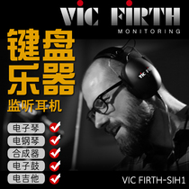 Vic Firth SIH1 DB22 drum set special sound and vibration noise reduction drummer monitor headphones ear cup