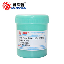 Xin Hongxin BGA solder paste RMA-223-UV nc-559-asm MK-504L solder ingress solder paste