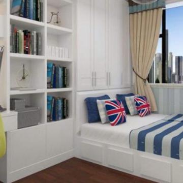 7平米小卧室这样装,看上去有大又美